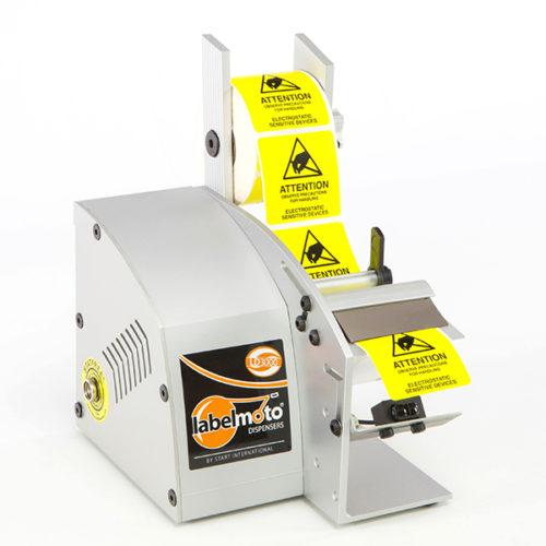 Labelmoto electric label dispensers LD3000-ESD